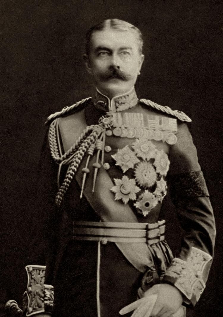Field Marshal Herbert Kitchener