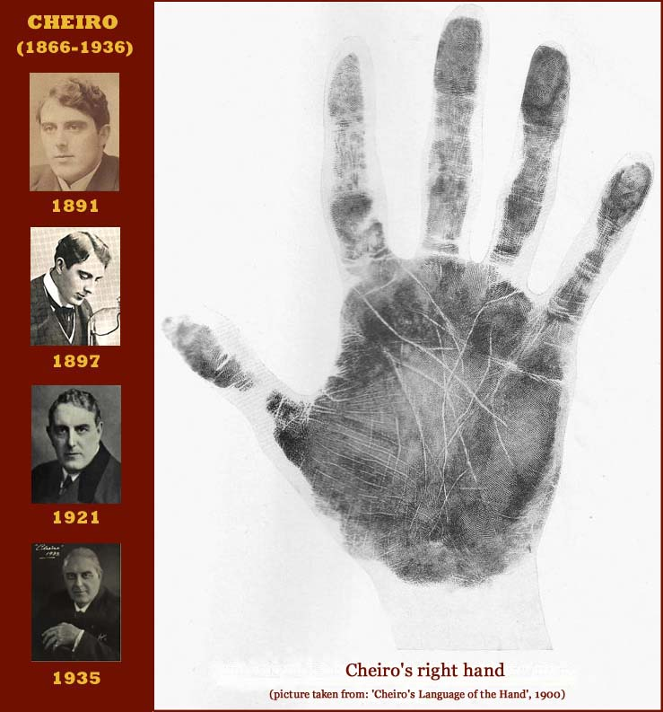 Cheiro's Right Hand