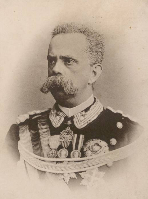 King Humbert of Italy (1844-1900)